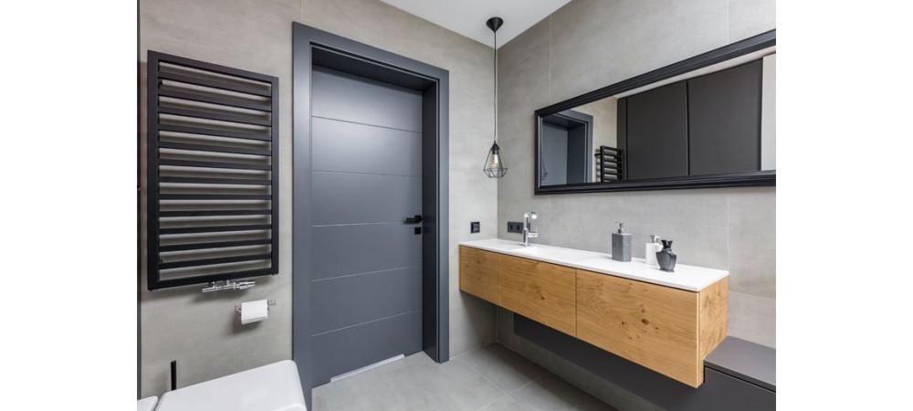 Выбираем двери для ванной комнаты