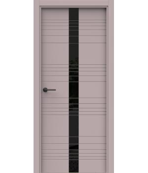 Дверь с ПВХ покрытием A-10
