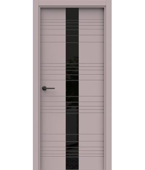Дверь с ПВХ покрытием A-11
