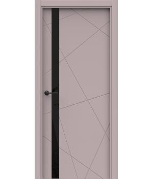 Дверь с ПВХ покрытием A-13