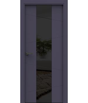 Дверь с ПВХ покрытием A-14