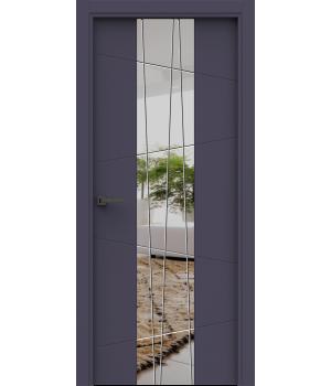Дверь с ПВХ покрытием A-15