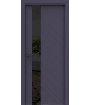 Дверь с ПВХ покрытием A-16