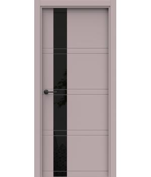 Дверь с ПВХ покрытием A-2