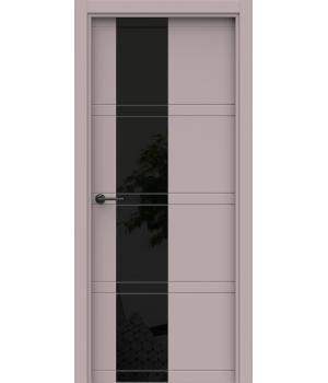 Дверь с ПВХ покрытием A-3