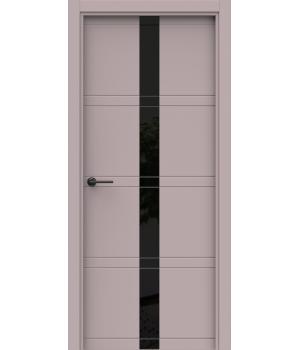 Дверь с ПВХ покрытием A-4