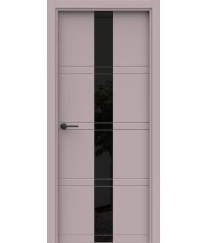 Дверь с ПВХ покрытием A-5