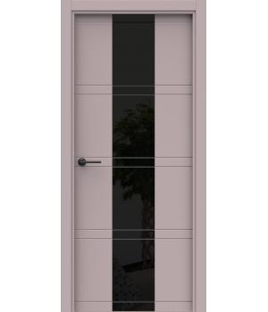 Дверь с ПВХ покрытием A-6