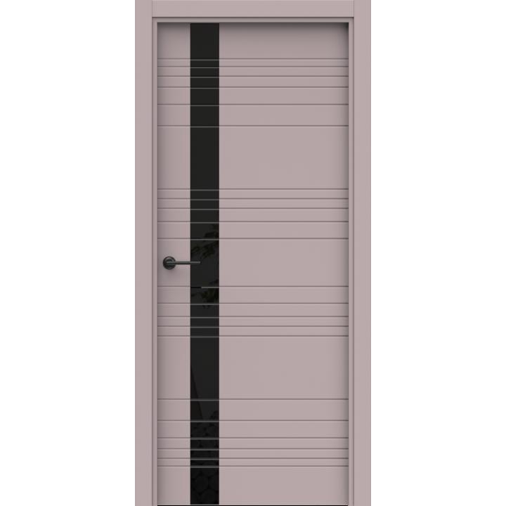 Дверь с ПВХ покрытием A-7