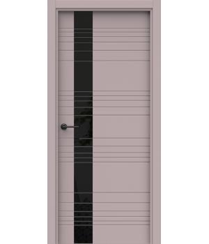 Дверь с ПВХ покрытием A-8