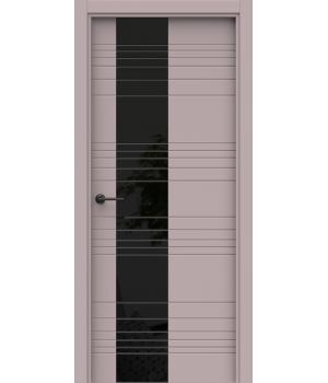 Дверь с ПВХ покрытием A-9