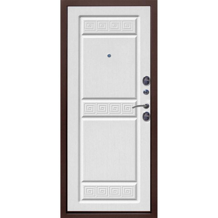 Дверь нестандарт трехконтурная