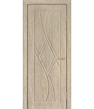 Дверь с ПВХ покрытием Афина
