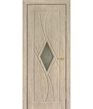 Дверь с ПВХ покрытием Афина 1