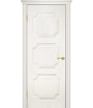 Дверь с глубокой фрезеровкой Агата