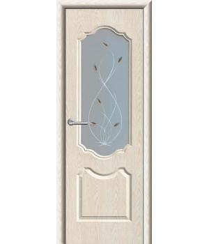 Дверь с ПВХ покрытием Анастасия