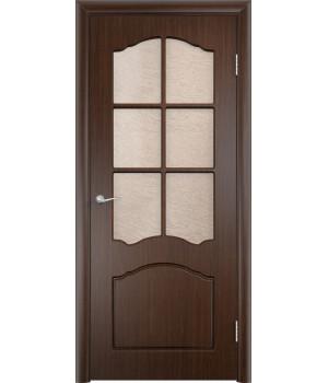 Дверь с ПВХ покрытием Альфа