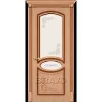 Дверь шпонированная Азалия