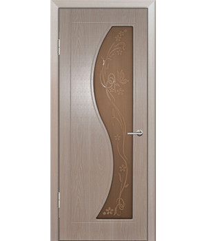 Дверь с ПВХ покрытием Диана 2
