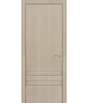 Дверь с ПВХ покрытием Домино 2