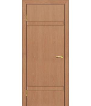 Дверь с ПВХ покрытием Домино 1