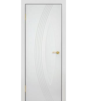Дверь с ПВХ покрытием 3