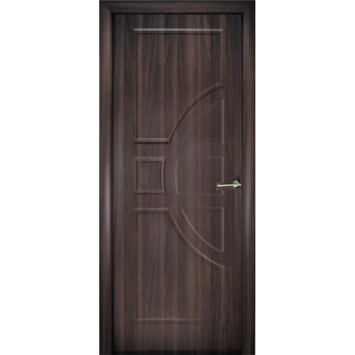 Дверь с ПВХ покрытием Евро