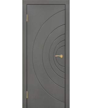 Дверь с ПВХ покрытием G-3