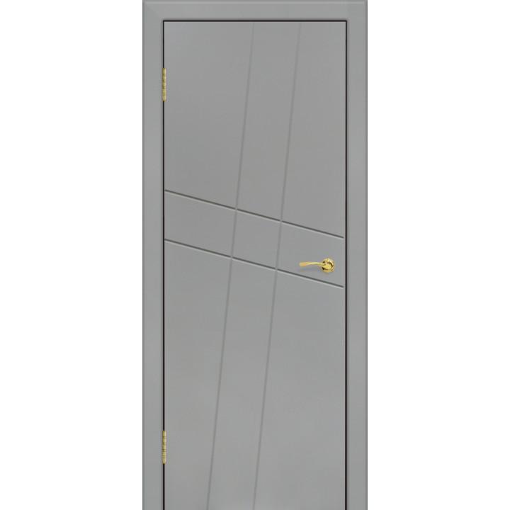 Дверь с ПВХ покрытием G-5