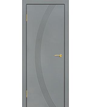 Дверь с ПВХ покрытием G-7