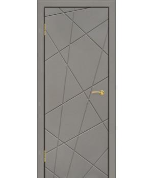 Дверь с ПВХ покрытием G-8