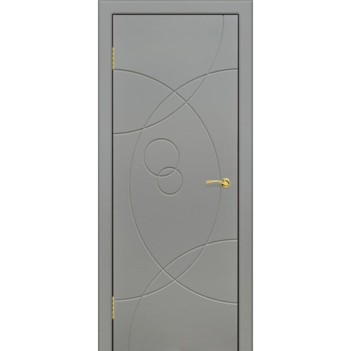 Дверь с ПВХ покрытием G-9
