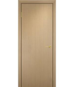 Дверь с ПВХ покрытием Гладкая