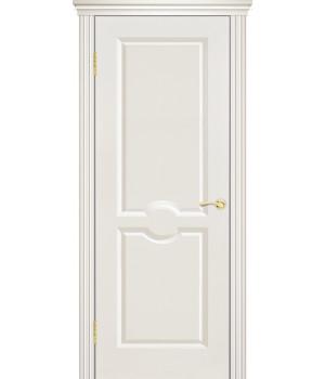 Дверь с ПВХ покрытием K-5