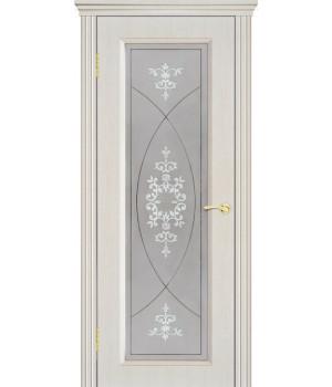 Дверь с ПВХ покрытием K-6