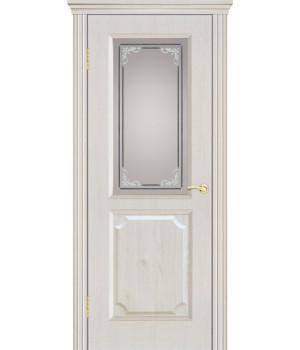 Дверь с ПВХ покрытием K-7