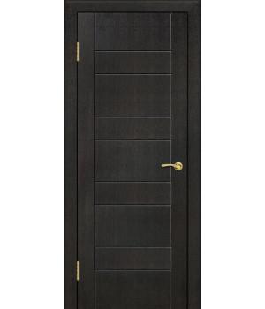Дверь с ПВХ покрытием Лайн 4