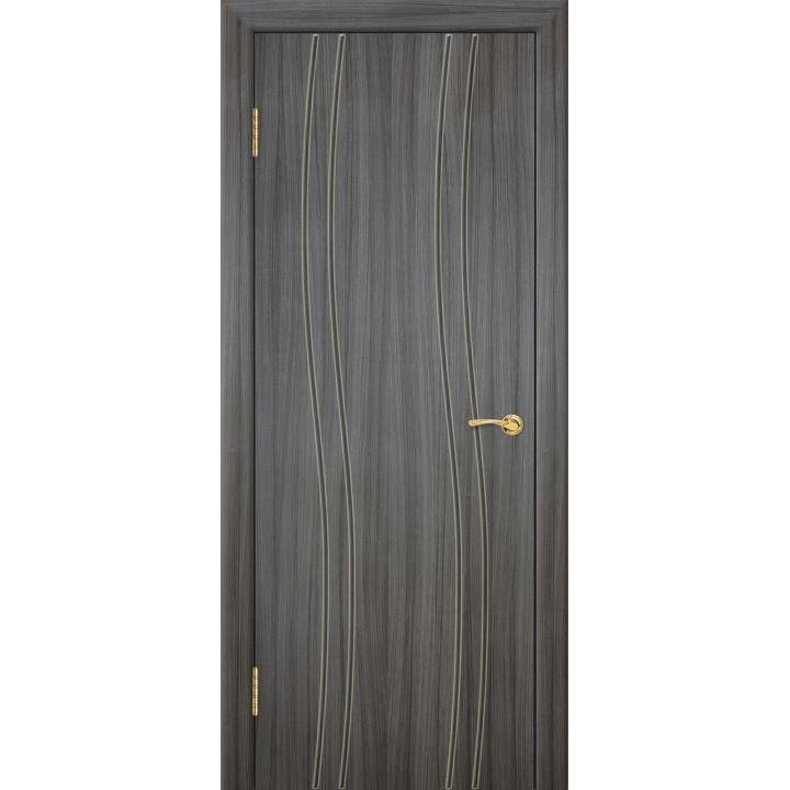 Дверь с ПВХ покрытием Сириус 2