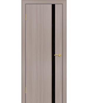Дверь с ПВХ покрытием Стиль 1