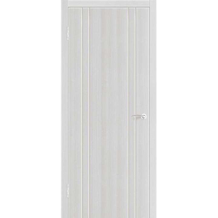 Дверь с ПВХ покрытием Стиль 2