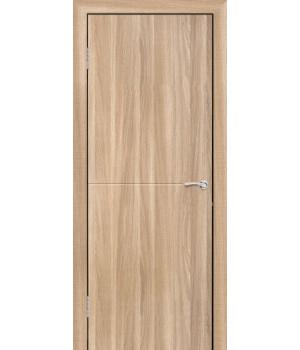 Дверь с ПВХ покрытием Техно 1