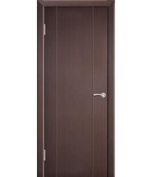 Дверь с ПВХ покрытием Техно 2