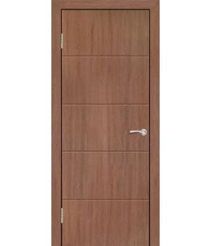 Дверь с ПВХ покрытием Техно 4