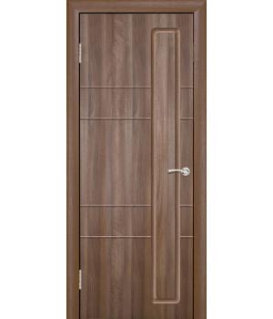 Дверь с ПВХ покрытием Техно 5