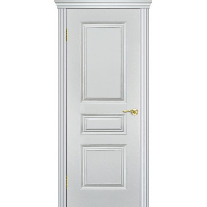 Дверь с ПВХ покрытием V-4