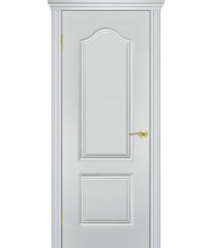 Дверь с ПВХ покрытием V-5