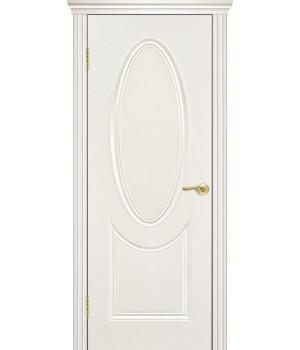 Дверь с ПВХ покрытием V-7