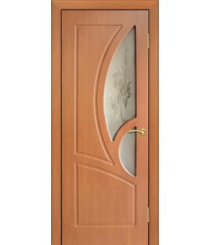 Дверь с ПВХ покрытием Валенсия