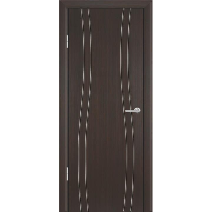 Дверь с ПВХ покрытием Ванесса
