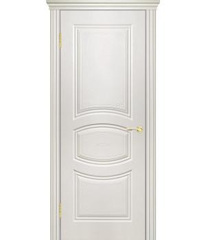 Дверь с глубокой фрезеровкой Велес